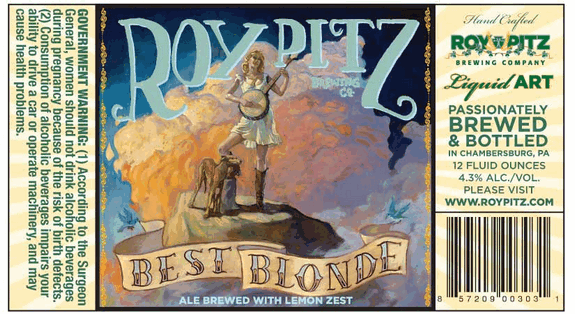 Best Blonde Craft Beer
