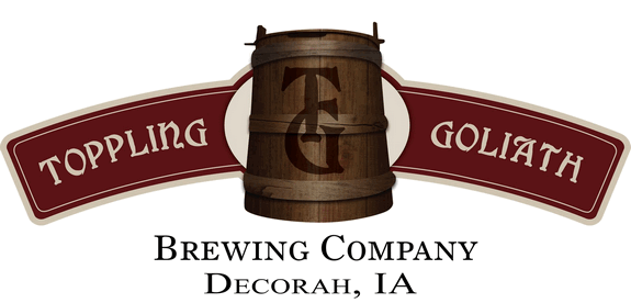 Toppling Goliath Brewing Co. logo