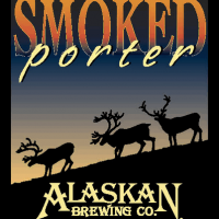 Alaskan Smoked Porter label
