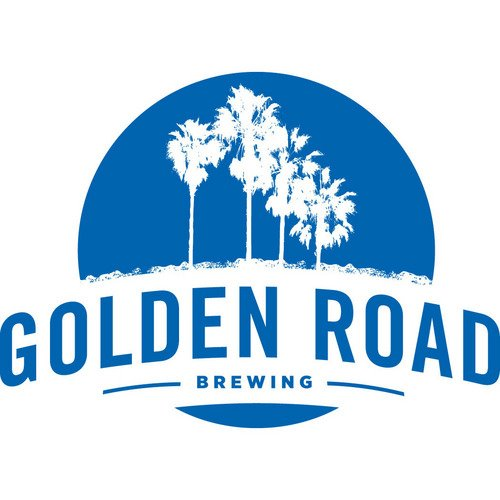 Golden Road Brewing signs with L. Knife & Son in South County San Diego