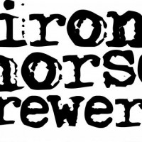 iron horse brewery logo