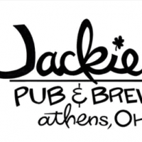 Jackie O's Pub and Brewery logo