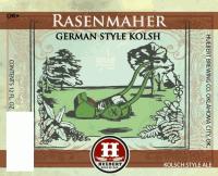 Huebert Rasenmaher German Style Kolsch