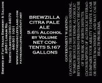 Brewzilla Pale Ale