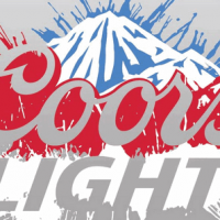 Coors Light Puerto Rico label