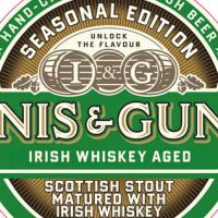 Innis and Gunn Irish Whiskey Aged Scottish Stout