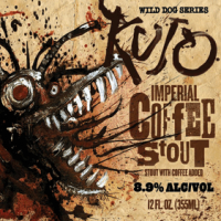 Kujo Coffee Stout 12 oz Body