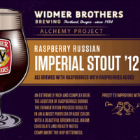 Widmer Brothers Raspberry Russian Imperial Stout '12