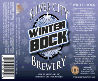 Winter Bock label