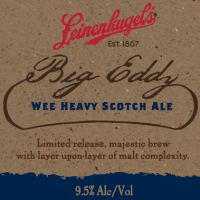 leinenkugel big eddy wee heavy scotch ale