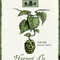 Bells Harvest Ale Label750