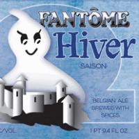 Fantome Hiver Label