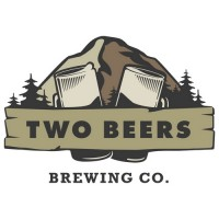 Two Beers Brewing Co. logo
