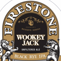 Firestone Walker Wookey Jack 22oz Label