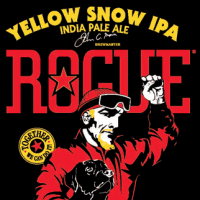 Rogue Yellow Snow IPA Label