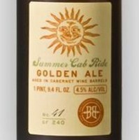breckenridge summer cab ride golden ale
