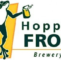 Hoppin' Frog Brewery logo