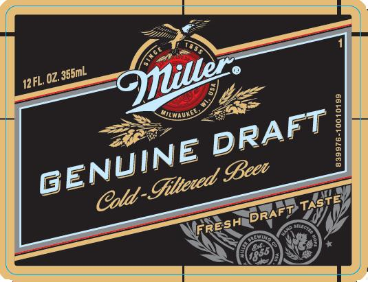 MillerCoors throws Miller Genuine Draft a life vest  BeerPulse