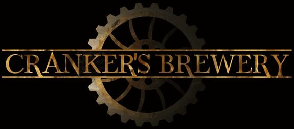 Cranker's Logo - Black BG - Trimmed