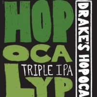 Drake's Hopocalypse Black Label Triple IPA