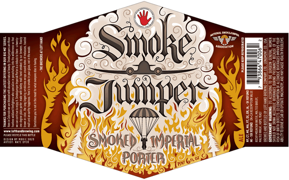 Left Hand Smokejumper Imperial Porter