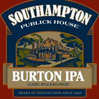 Southampton Burton IPA Body Label