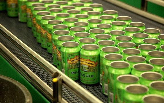 sn cans 575 Shiny Green Cans