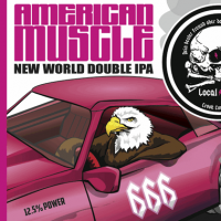 American Muscle New World Double IPA