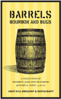 Barrels Bourbon and Bugs