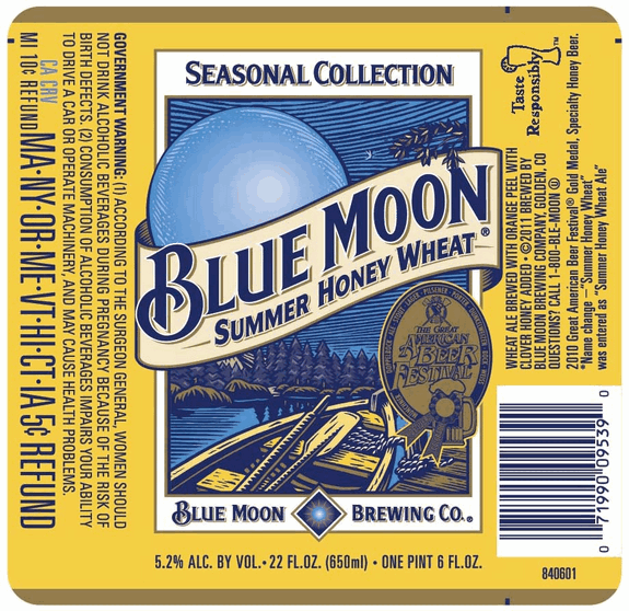 Image result for blue moon summer honey