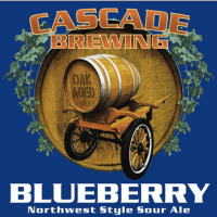 Cascade Blueberry Sour Ale