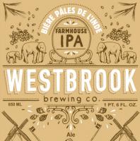 Westbrook Bière Pâles de L'inde Farmhouse IPA