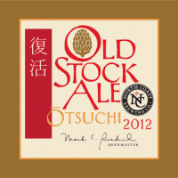 North Coast Old Stock Ale Ōtsuchi 2012