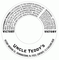 Victory Uncle Teddy's Bitter