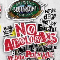 Blue Point No Apologies Double IPA