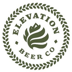 elevation beer co logo