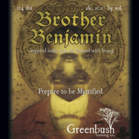 Greenbush Brother Benjamin Imperial IPA