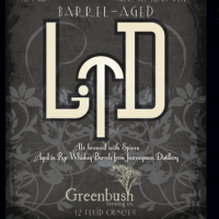 Greenbush Rye Whiskey Barrel-Aged LTD Ale