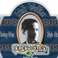 Olde Hickory Irish Walker Barley Wine