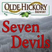 Olde Hickory Seven Devils Bourbon Barrel-aged Scottish Ale