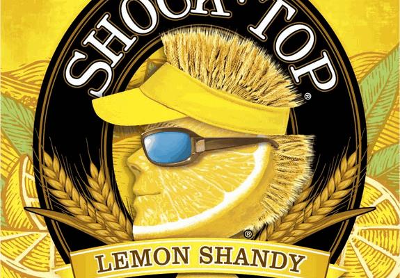 Shock Top Lemon Shandy: Anheuser-Busch's 2012 summer seasonal