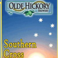 Olde Hickory Southern Cross New Zealand-style Pilsner
