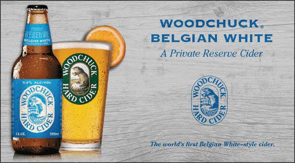 Woodchuck Belgian White