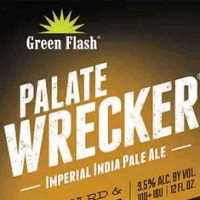 Green Flash Palate Wrecker label