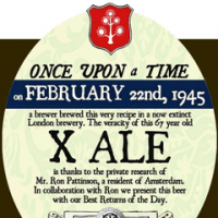 Pretty Things Once Upon a Time on February 22nd 1945 X Ale