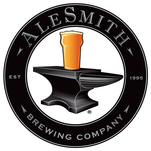 alesmith brewing co beerpulse www 25th Anniversary Logos 25th Anniversary Graphics
