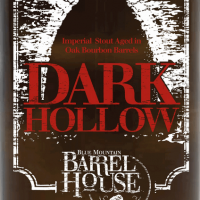 Blue Mountain Dark Hollow Bourbon Barrel-aged Imperial Stout