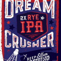 Deep Ellum Dream Crusher 2x Rye IPA