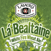 Lavery Lá Bealtaine White Fire Wheat Ale
