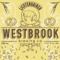 Westbrook Lichtenhainer Smoked Sour Wheat Ale